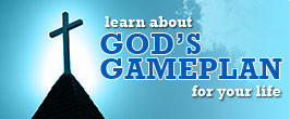 God's Gameplan for your life