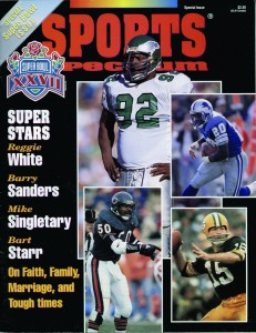 super popular 799fd 30b18 From the Archives: Reggie White - Sports Spectrum
