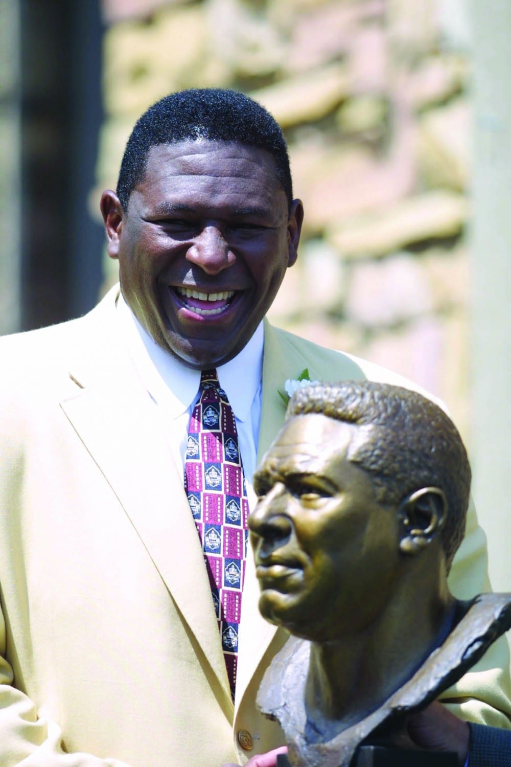 Where Are They Now Closeup Hall Of Famer Jackie Slater