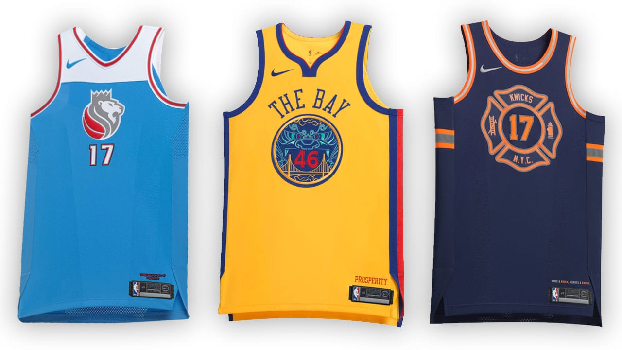 Our favorite NBA City Edition jerseys - Sports Spectrum ...