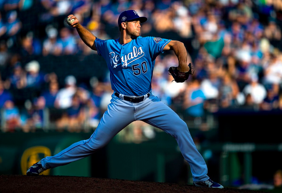 Royals pitcher Jason Adam achieves - 1045.0KB