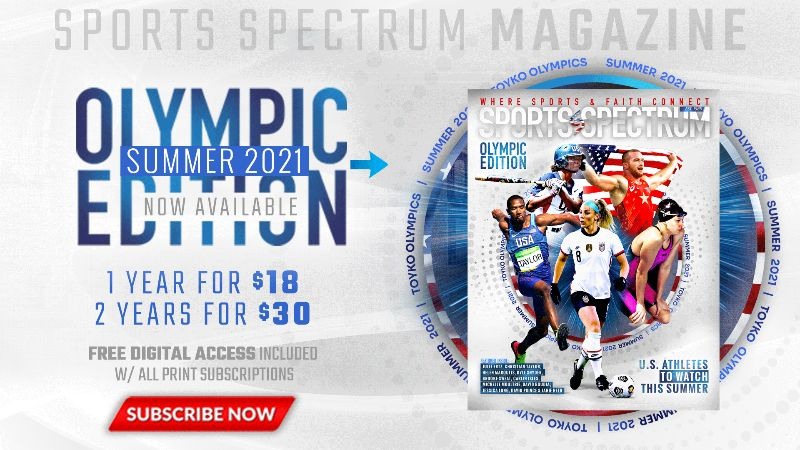 Sports Spectrum Magazine - Summer 2021 popup